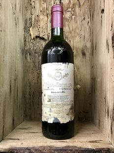 1974 Vega Sicilia Unico - (N - 46149) - 1 Bottle