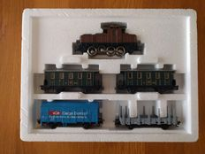 Märklin H0 - 28722 - 5-piece train with electric locomotive Ee 3/3 and carriages of the SBB