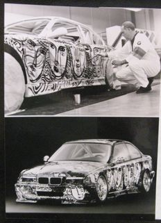 BMW - Photo - 22 x 15 cm - 1992/3