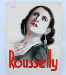 Anonymous - 'Rousselly' - approx. 1920
