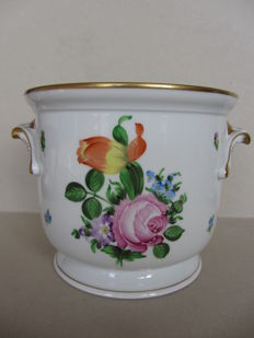 Herend Porcelain - Cachepot printemps pattern