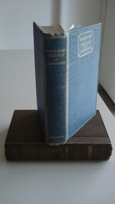 Dr. David Livingstone; Lot with 2 works - 1891/ca1900