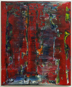 M.Weiss - Abstract Painting No. 426