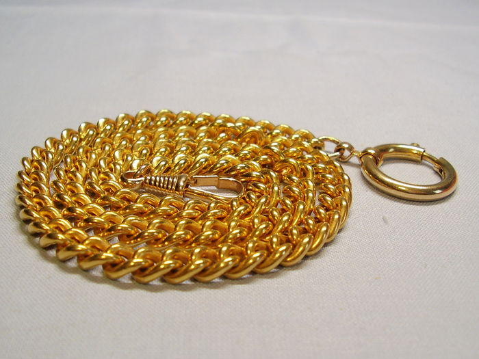 Antique watch chain, around 1900