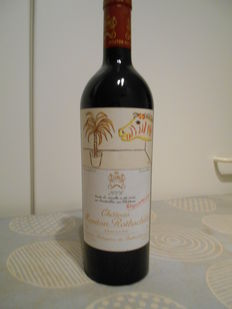 2006 Mouton Rothschild, Pauillac - 1 bottle