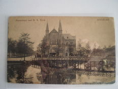 Dutch Province of  Noord Holland 102 x old and very old city and village views