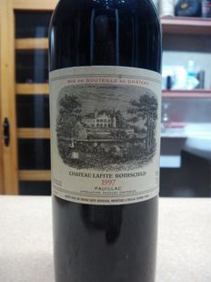 1997 Chateau Lafite Rothschild, Pauillac, France - 1 bottle (75cl)