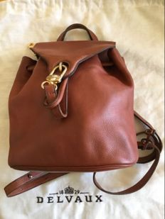 Delvaux - Backpack/ handbag - Soleil model
