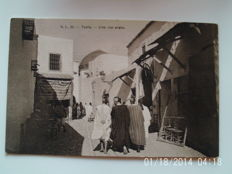 Lot of 120 cards of Tunisia