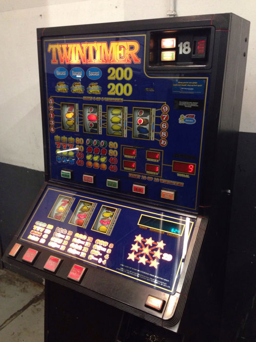 BARCREST Twintimer - Slot machine - late 20th century