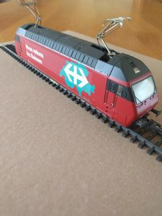 Märklin H0 - 34619 - Electric Locomotive Series 460 of the SBB