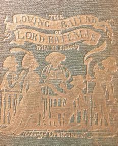The loving ballad of Lord Bateman - 1851
