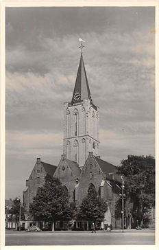 Dutch churches, exterior and some interior and organ cards 400 x.