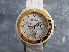 Bulova – men's wristwatch - 2017 - unworn.
