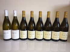 2009 6 bottles Pouilly Fumé Les Chailloux Silex & 2009 2 bottles Chateau Chamilly Les Reculerons.  8 bottles in total
