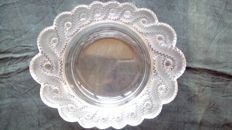 Deep dish Signed Lalique France.
