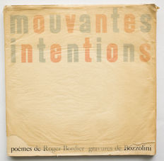 Silvano Bozzolini - Mouvantes intentions