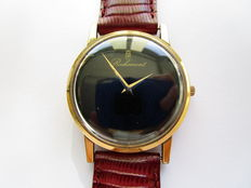 Rochement gold plated, Swiss men's wristwatch - 1980s.