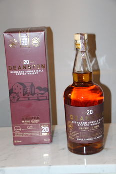 Deanston 20 years old