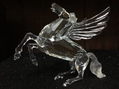"Swarovski Pegasus, final edition of the collection ""Fabulous creatures"" 1998"