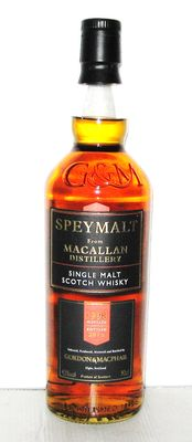 Macallan 1998 - Speymalt - 70cl - 43% - Bottled 2016 - Gordon & Macphail