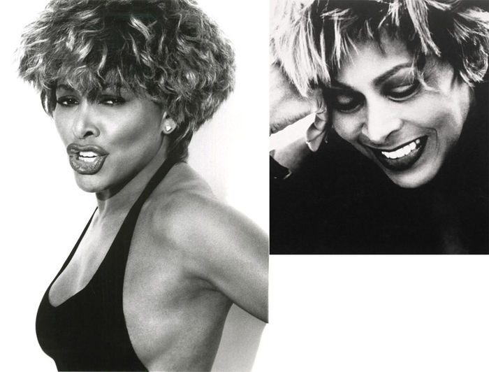 Herb Ritts & Peter Lindbergh - Tina Turner - 1991/96
