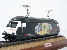 "Märklin Hamo H0 - 8351 - Electric locomotive ""Heizer"" Series 460 of the SBB CFF FFS"