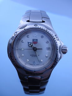Tag Heuer Professional 200 - Ladies Date Watch - Good condition