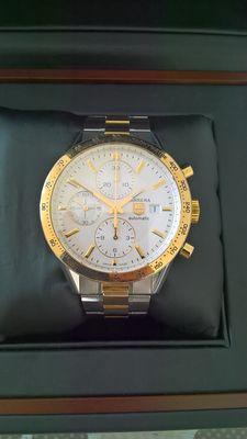 TAG Heuer Carrera Calibre 16 – Men's.