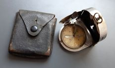 German Bezard compass - supplied to the Romanian Army, World War II