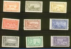 British Commonwealth 1887/1950 - Collection on Stock Cards