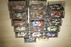 Altaya - 1/43 scale - lot of 17 models Le Mans
