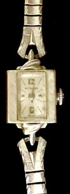 WITTNAUER - Ladies' watch - 1950s - Swiss - Cal.: 4D2 - Ref.:7105