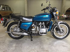 Honda - Goldwing GL1000 K2 - 1977