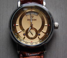 Goer – men's wristwatch – after 2010