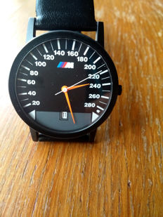 BMW Motorsport reclamehorloge - Heren - Vintage