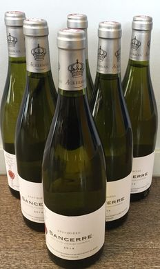 2014, Ackerman Sancerre, 6 bottles