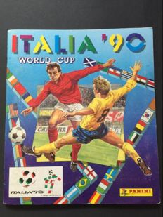 Panini - World cup - Italia 90 - Dutch edition - Complete album.