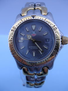 Tag Heuer  Link Professional 200m  - Ladies Watch - Circa 1996