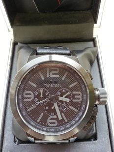 TW Steel Canteen TW821R, men's wristwatch
