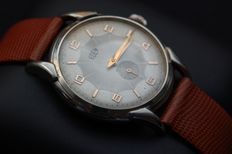 Eden Swiss-Made Men's Watch, 1950s/1960s.