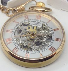 Mens Rotary pocket watch