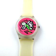 Keith Haring (after) - 4 watches by Artistictac