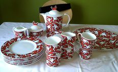 Keith Haring (after) - Villeroy & Boch, Breakfast Service