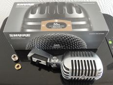 SHURE SH55 II - VINTAGE MICROPHONE FOR VOICE