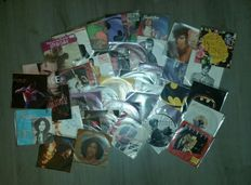 Prince : Grand lot of  41 Original singles in great shape.
