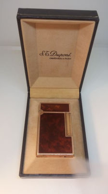 ST Dupont Line 2 D Pink Gold Plated