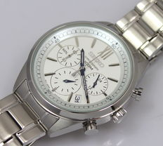 Seiko – Men's Chronograph Watch – unworn