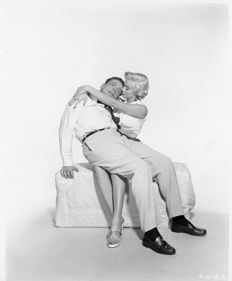 Frank Powolny (1901-1986)- Marilyn Monroe and Tom Ewell - 1954