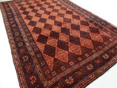 "Berber – 314 x 197 cm – ""Persian eye-catcher in beautiful condition""."